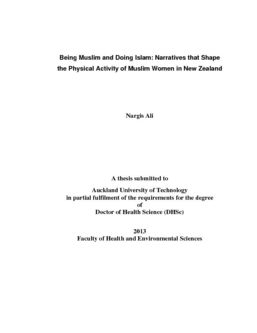 Being Muslim and Doing Islam: Narratives that Shape the